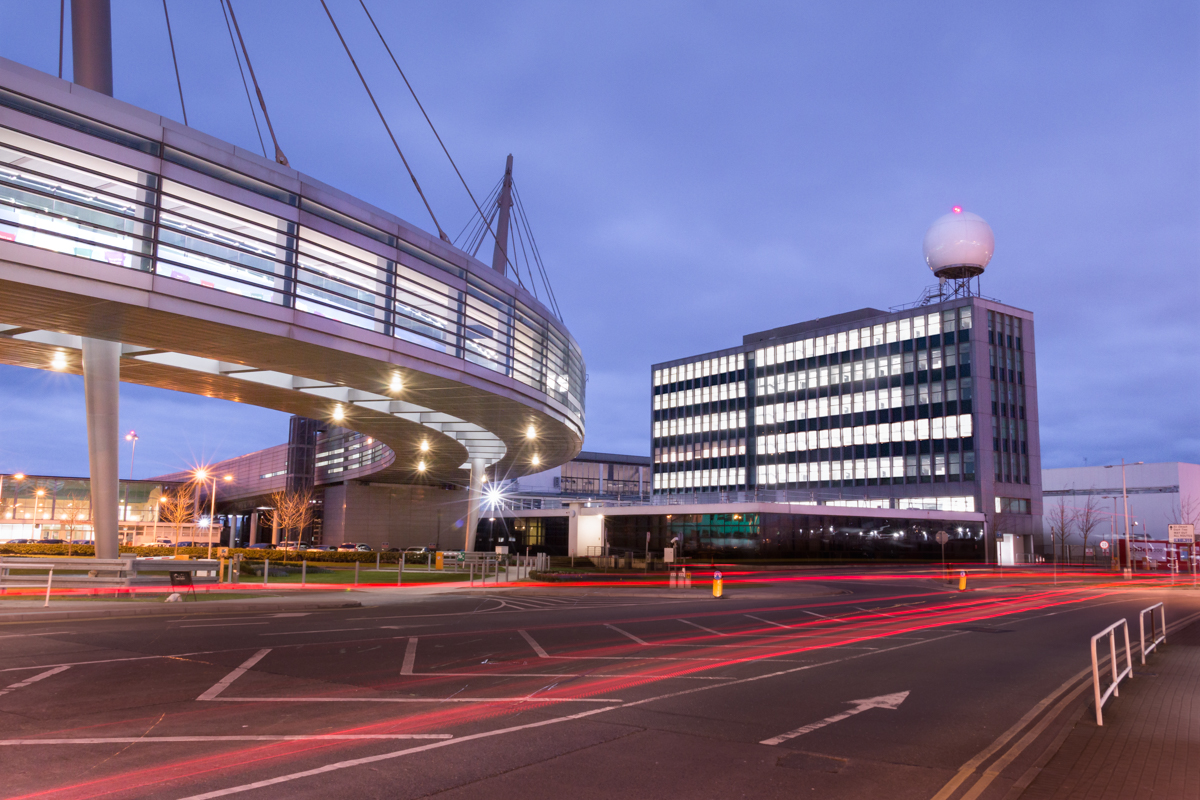 Skybridge House, Dublin Airport  – the site of our new office