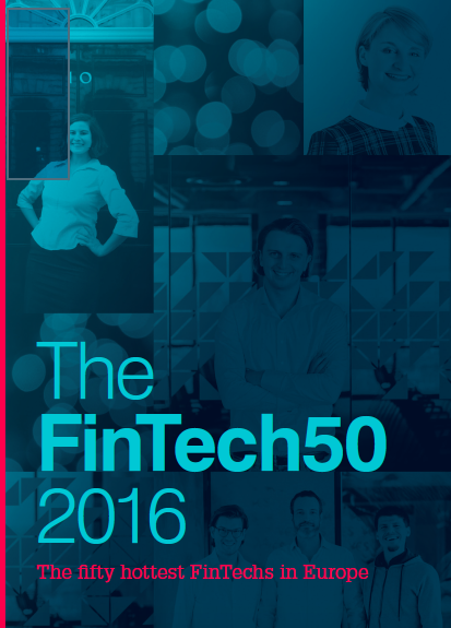 View The FInTech50 2016 Yearbook