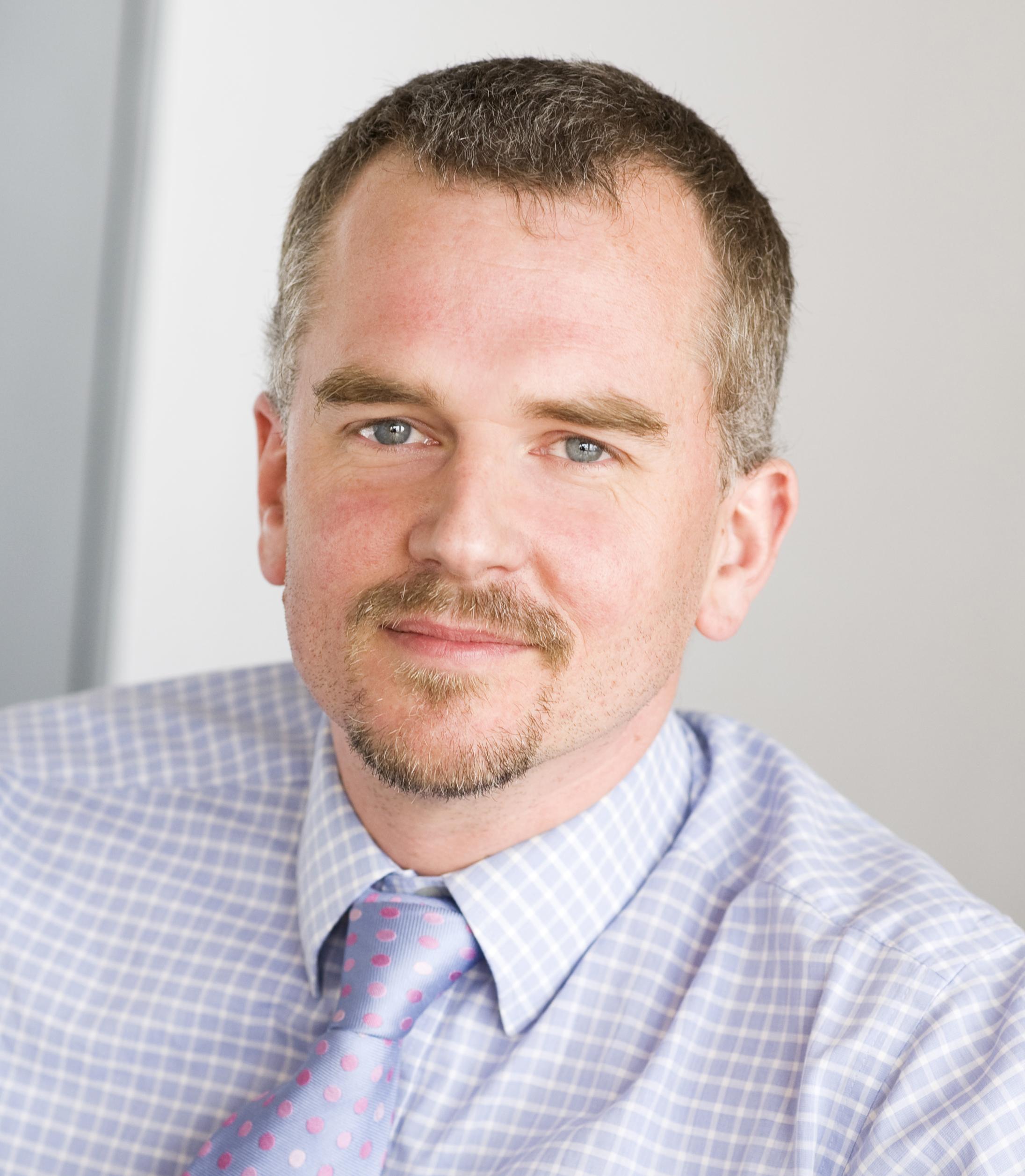 Andrew Palmer, The Economist