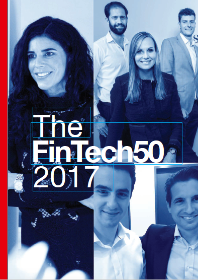 View The FinTech50 2017 Yearbook