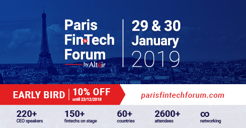 Paris FinTech Forum 2019