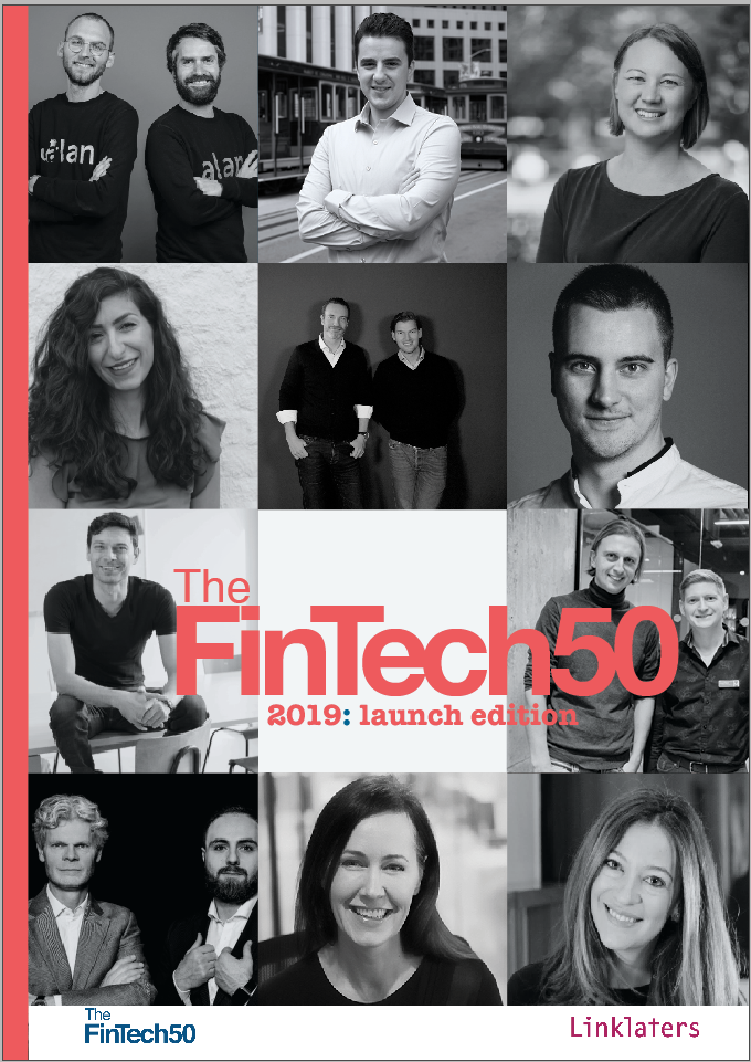 The FinTech50 2019 Yearbook