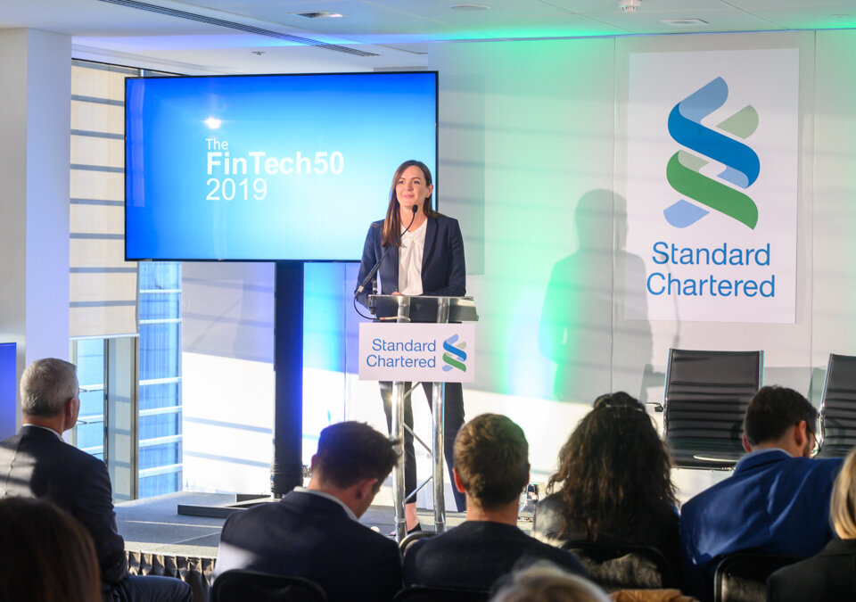 Lucy Demery - Standard Chartered