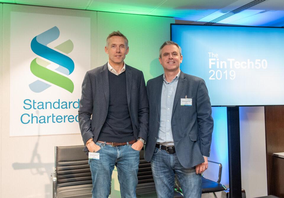 Stuart Bungay and Steve Bradford, Tully