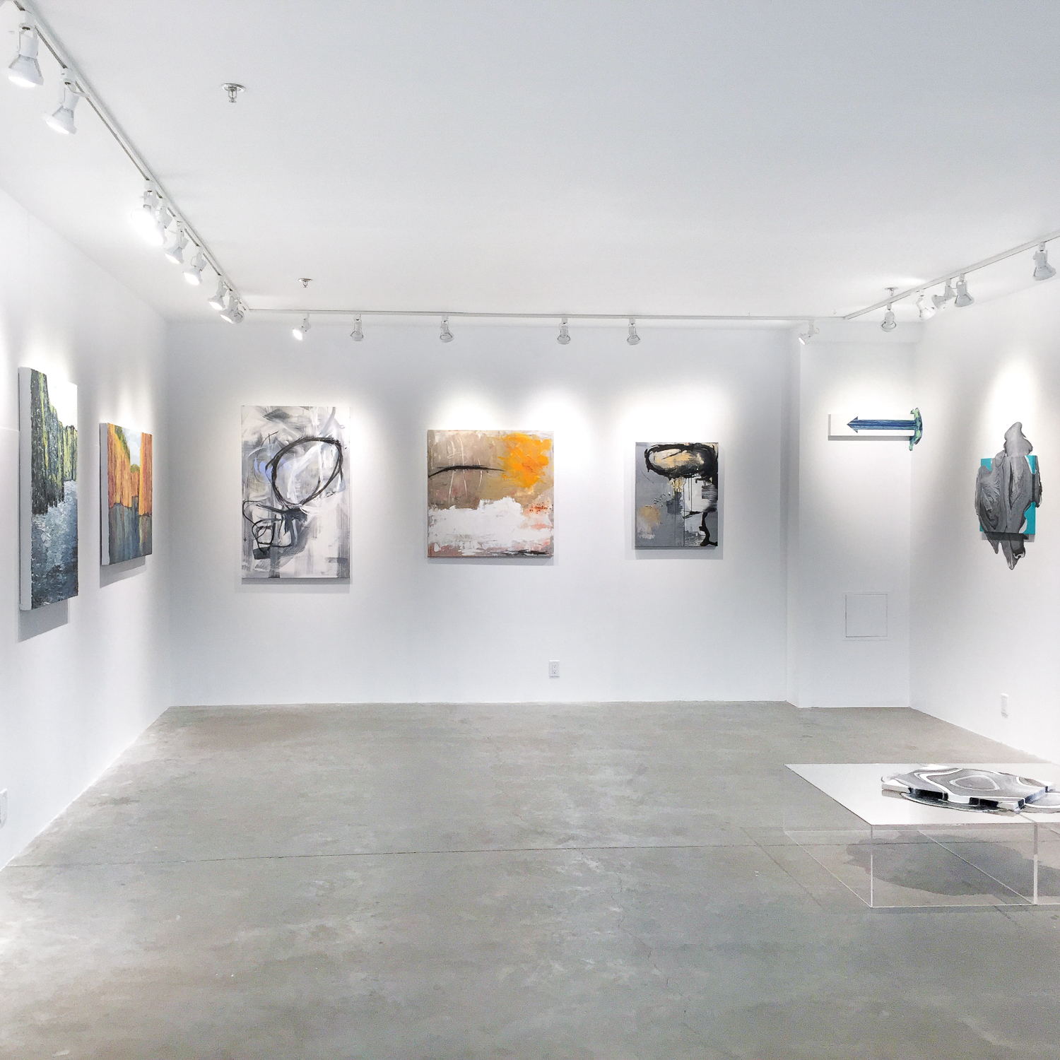 THE TIDES: SUMMER GROUP SHOW  July 14 – August 28, 2016