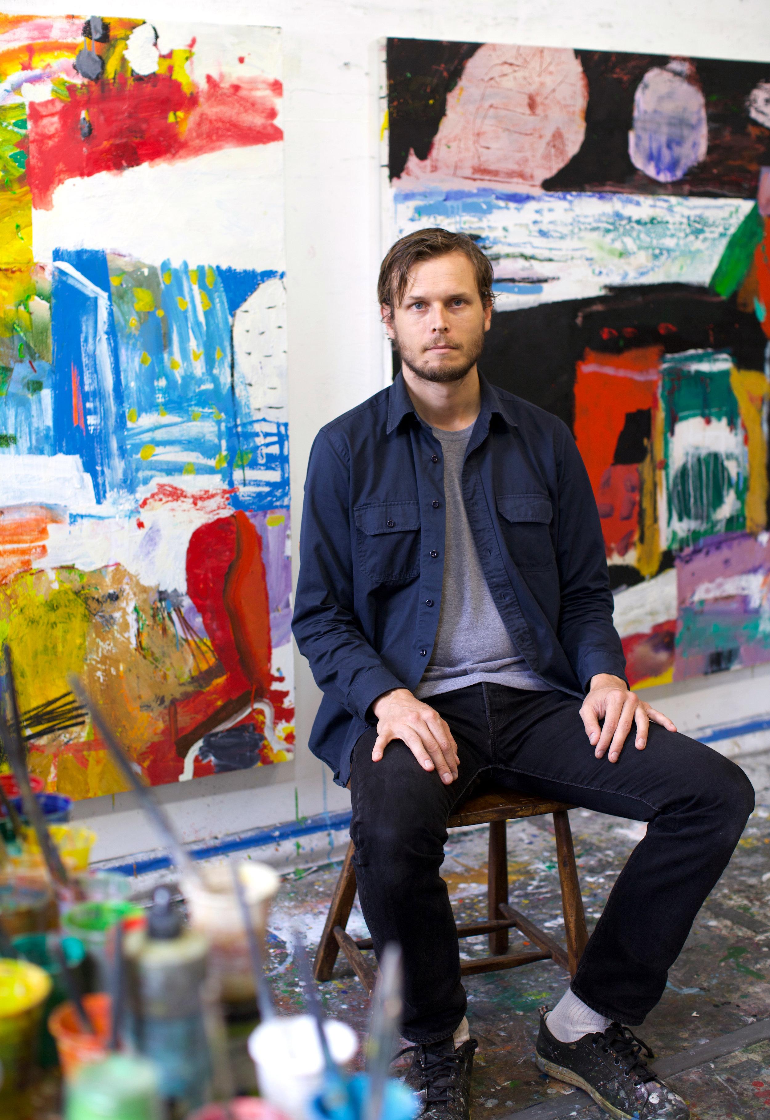 Daniel Herr. Brooklyn, NY. Image courtesy of Lindsay Comstock.