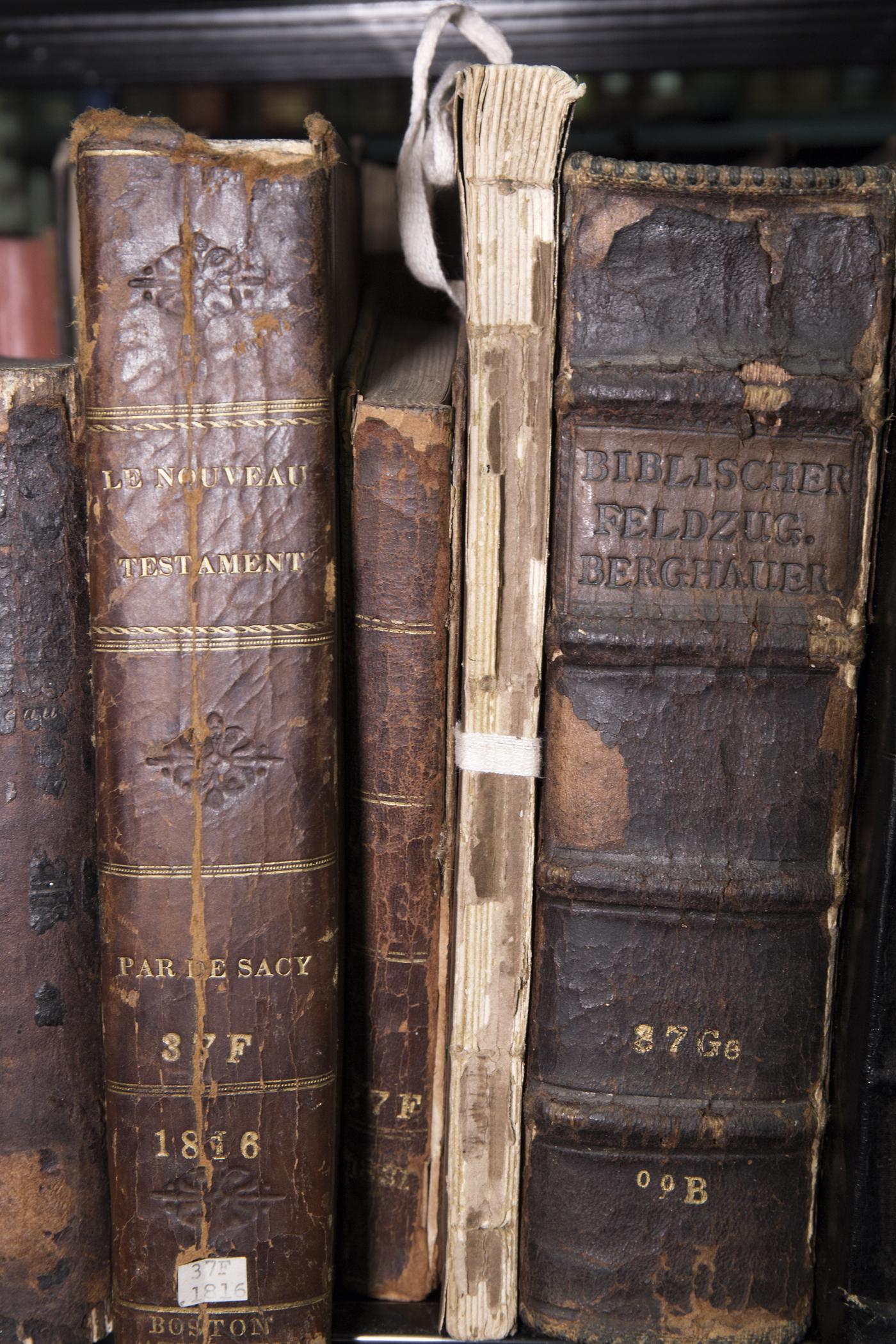 Boston Athenaeum 1390, Kristina McComb