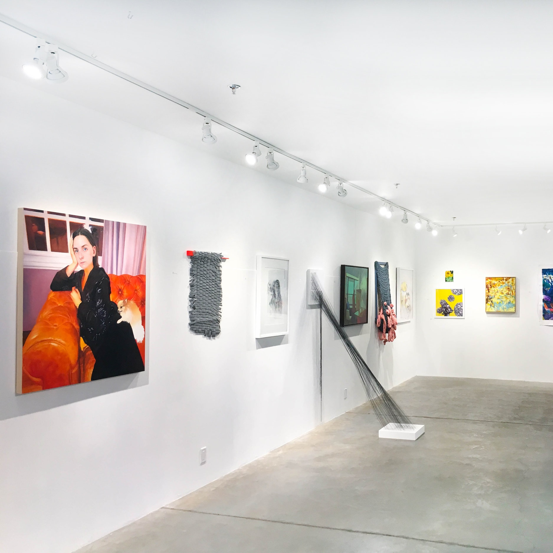 FRESH FACES  Group Exhibition of Emerging Talent February 21 – March 31, 2019