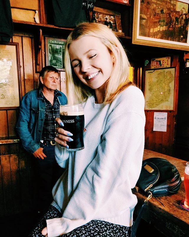 I personally love Guinness