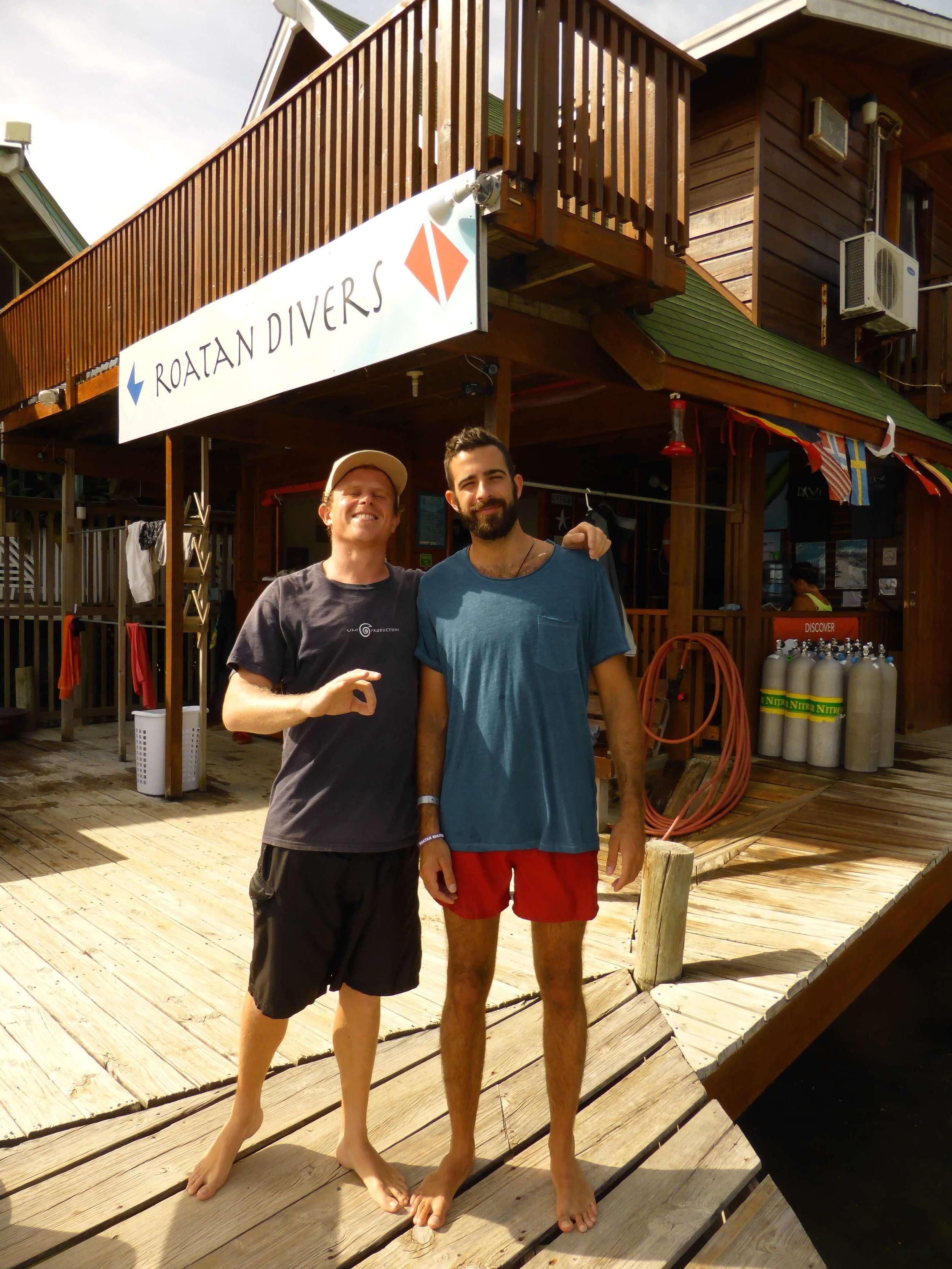 PADI Open Water Diver e-Learning Roatan