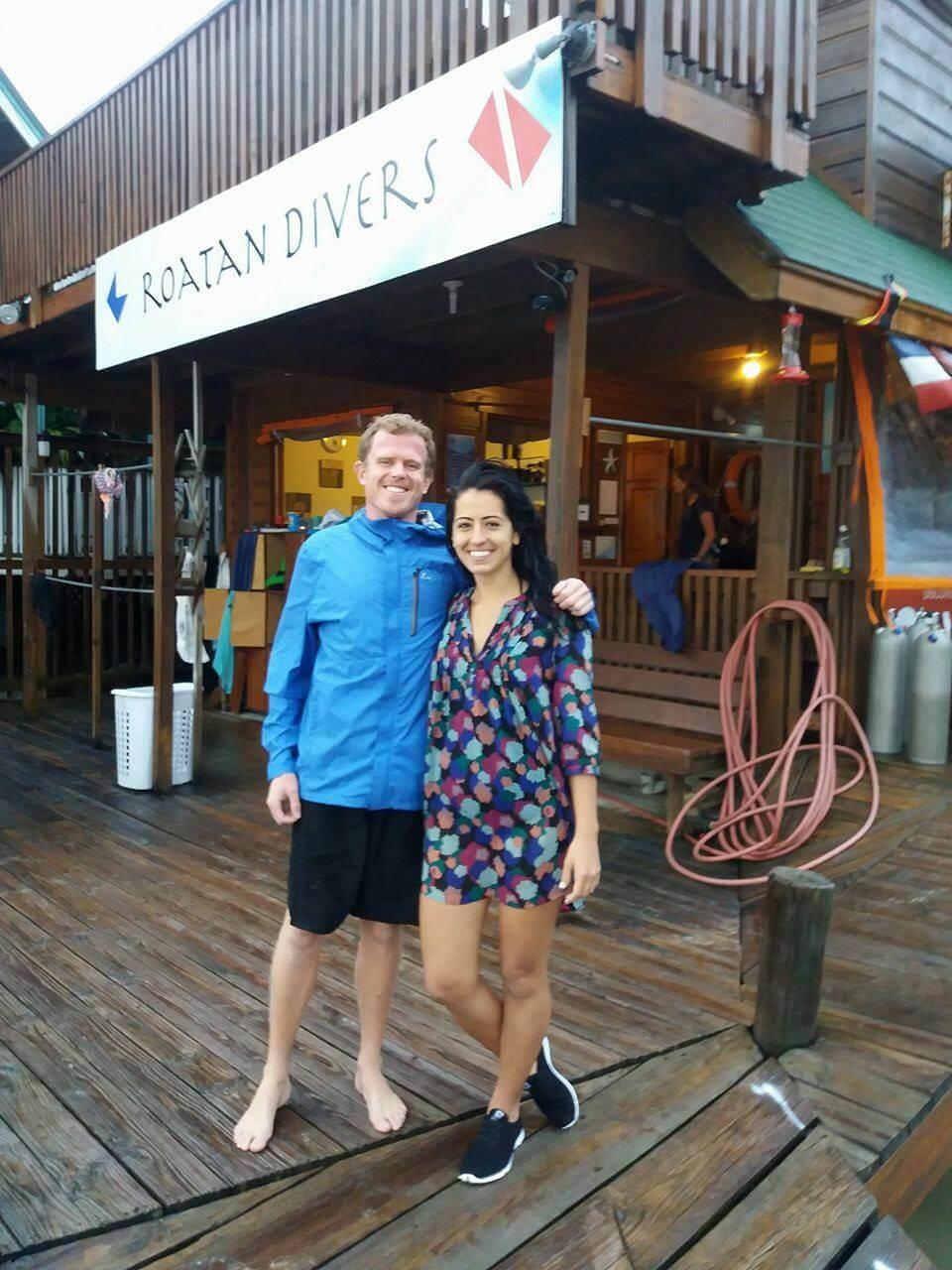 Open Water Diver Course Roatan Divers