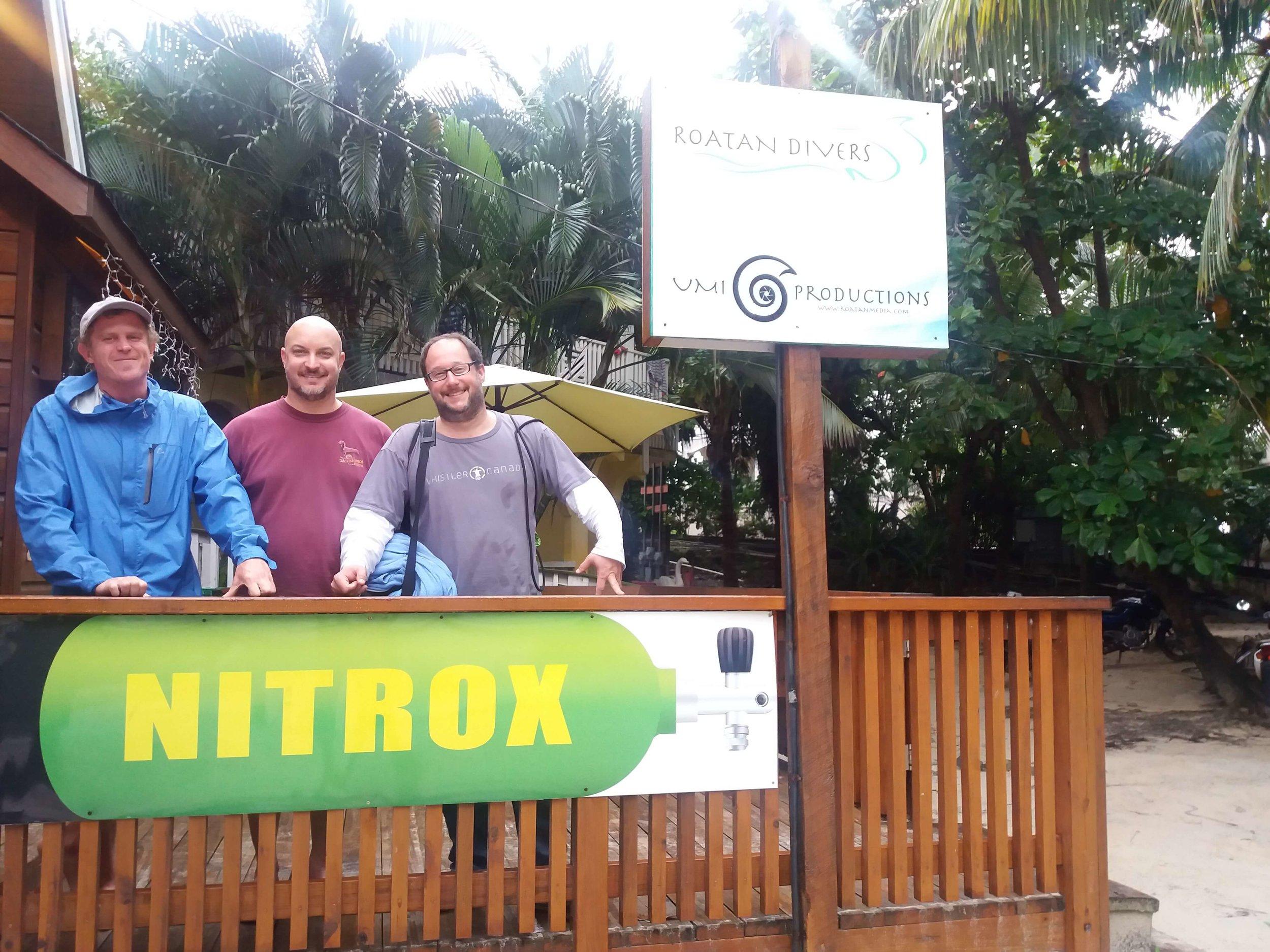Enriched Air Nitrox Roatan Divers
