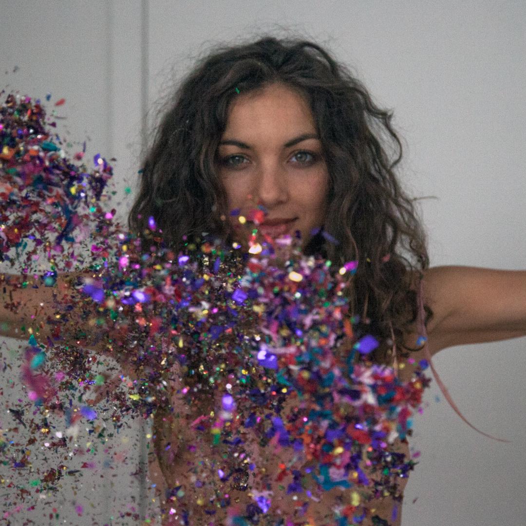 The Confetti Project / Jelena Aleksich
