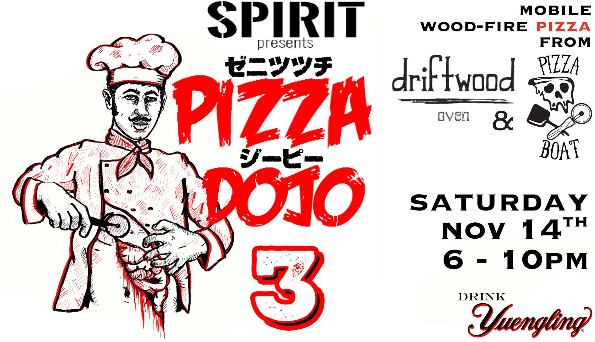Pizza Dojo 3: Driftwood Oven vs Pizza Boat, a match of the millennia