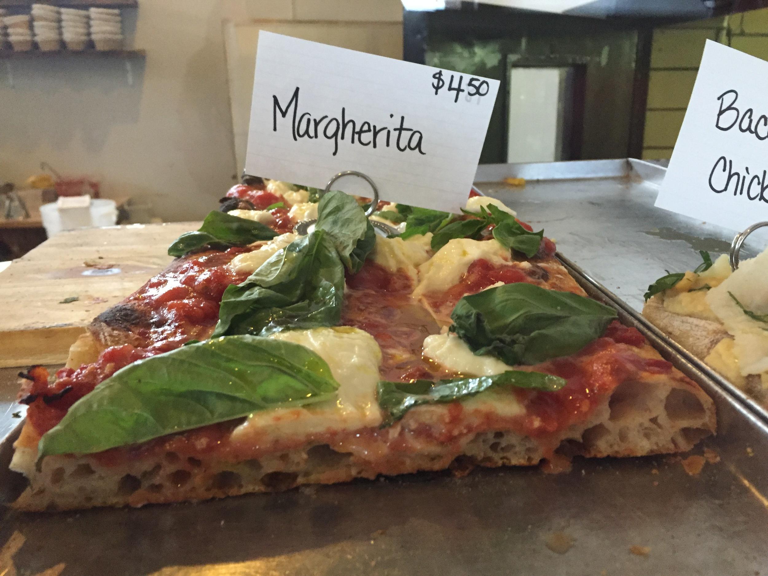 Bread & Salt Margherita.