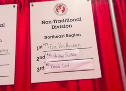 Pizza Expo Non Traditional Division Results