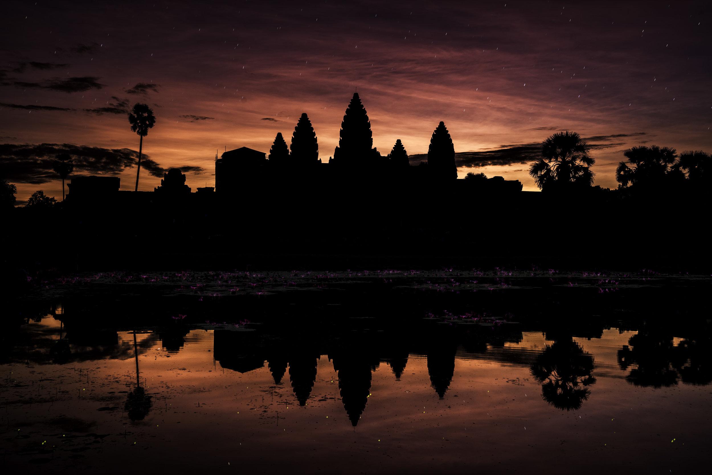 Cambodia?