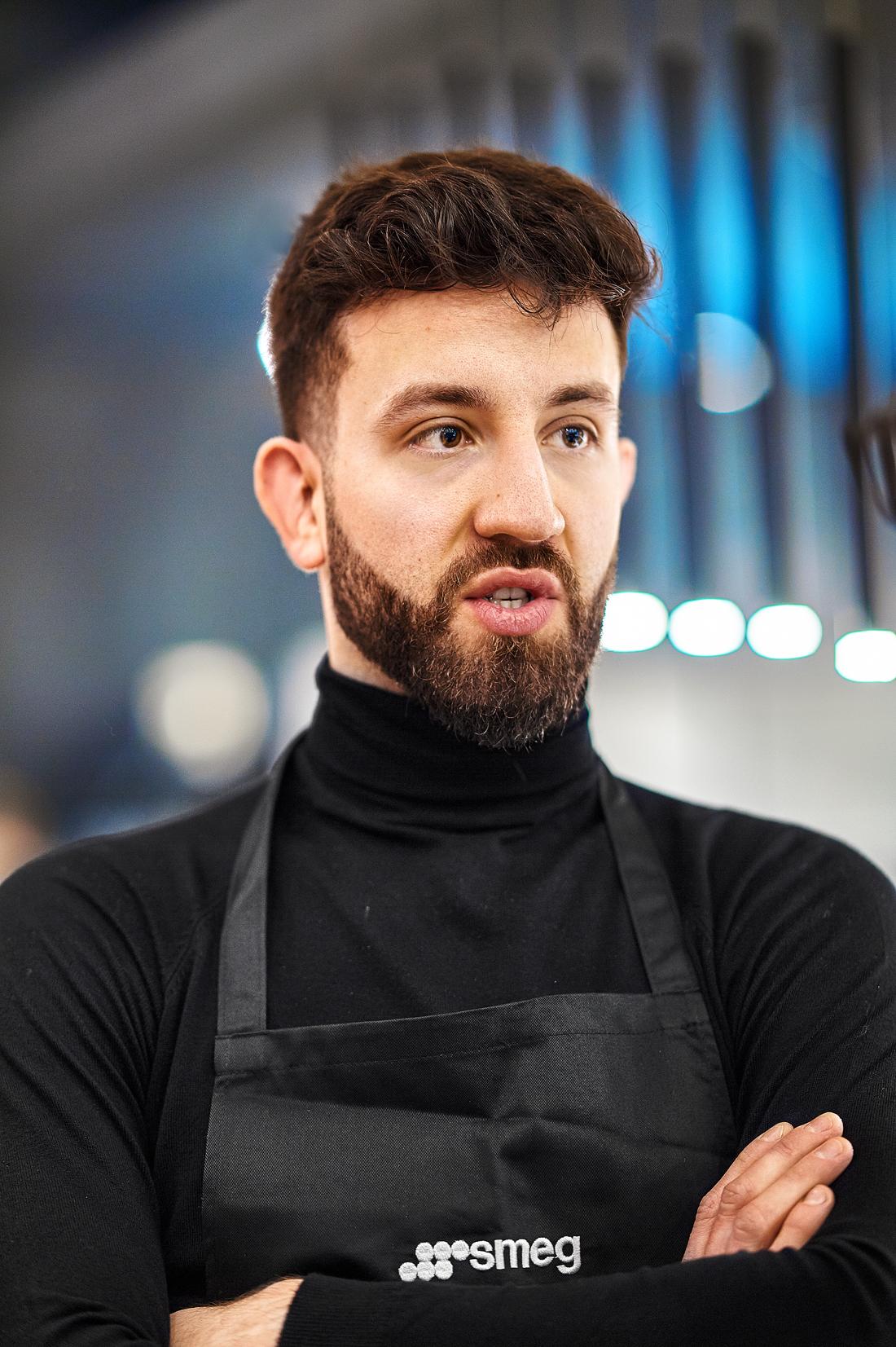 Łukasz Kawaller, chef, cook, event, catering, Katowice, Warszawa, Justyna Pankowska, fotograf, studio meksyk, gotowanie, na żywo, pysznie, smeg, maxfliz, .jpg