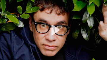 Episode 1    Fred Armisen  Talks SNL, Portlandia & How John Waters Changed His Life