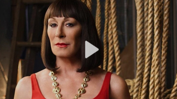 Episode 24   Anjelica Huston  on Steinbeck, Wes Anderson, Elephants, and Working with Her Father John Huston