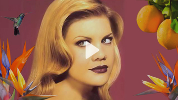 Episode 46  End of THE EXES, GUTS & David Mamet with  Kristen Johnston