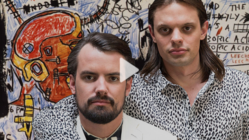 Episode 51  The Haas Brothers Talk Design + Challenging the Art Hierarchy
