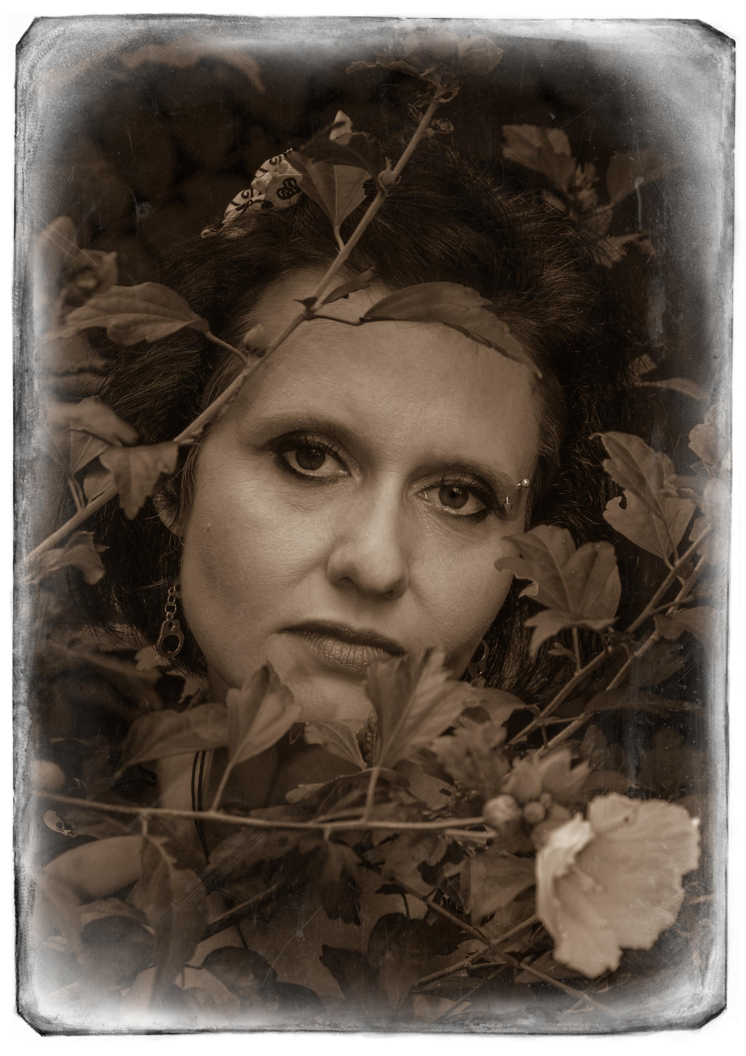 Stephanie - Gothic Model