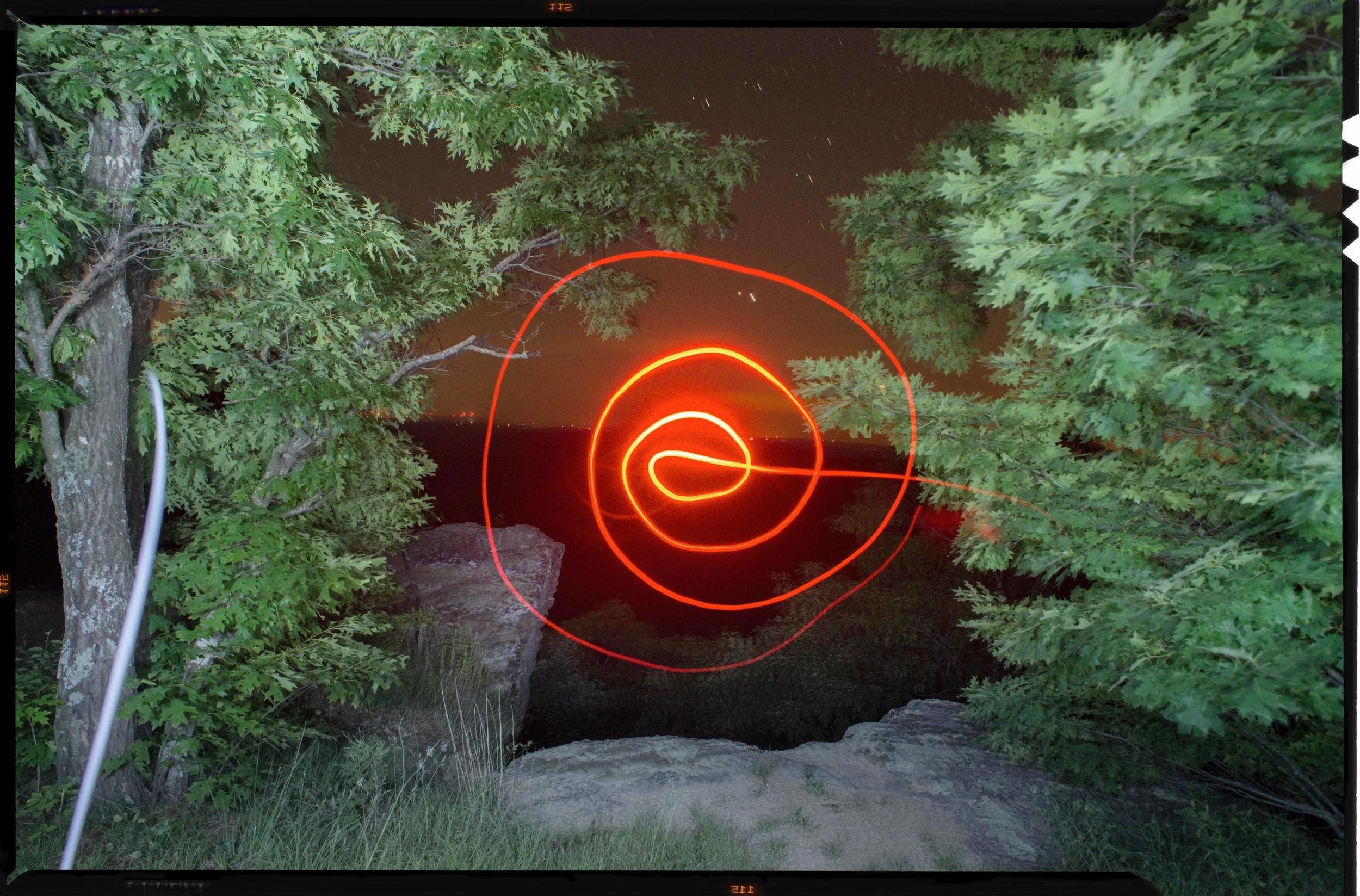 Spiral Labyrinth - Whiterock