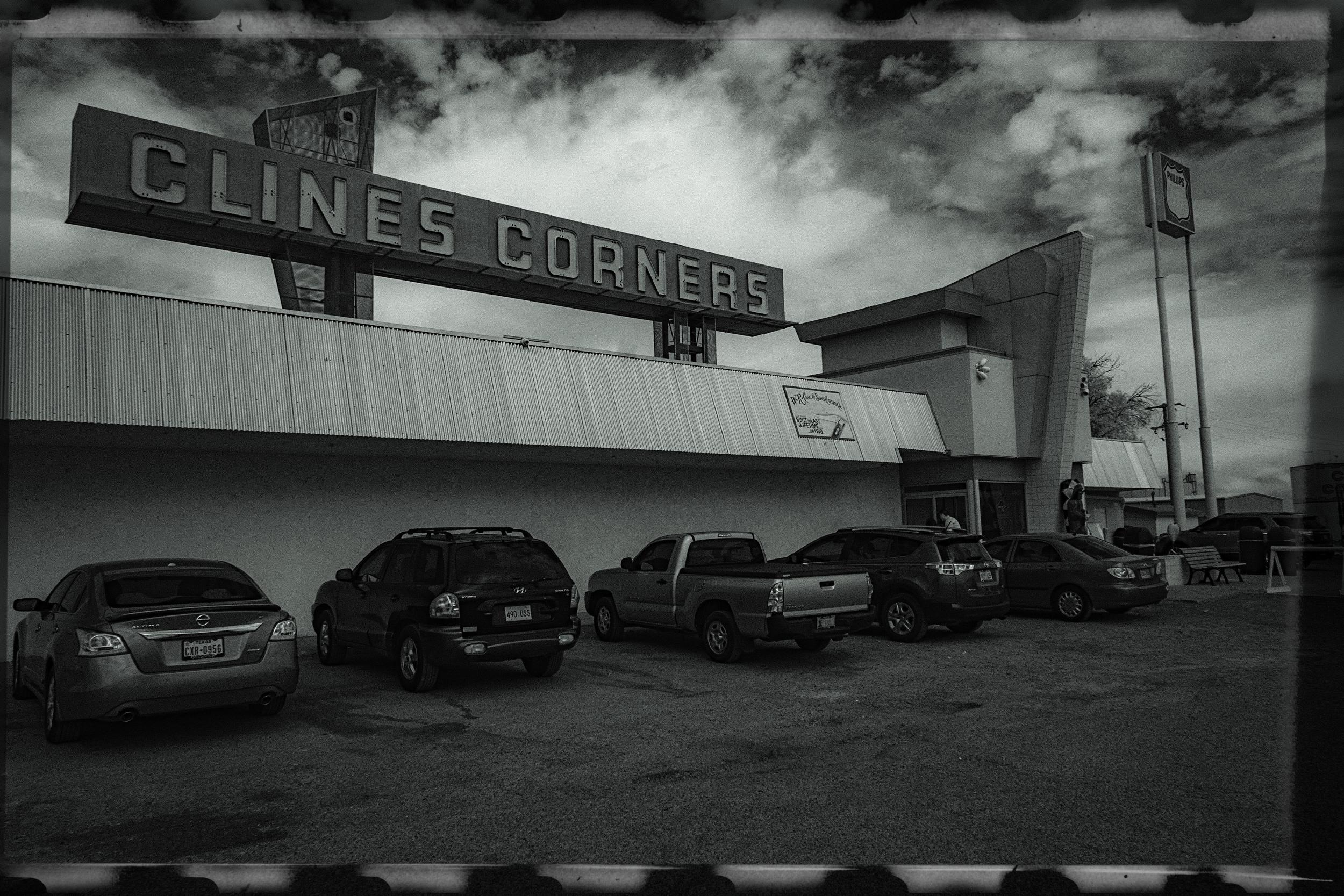 Cline's Corners - Route 66