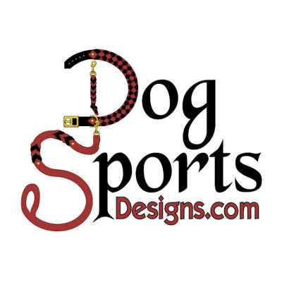 Dog Sports Designs logo - Style: graphic, color
