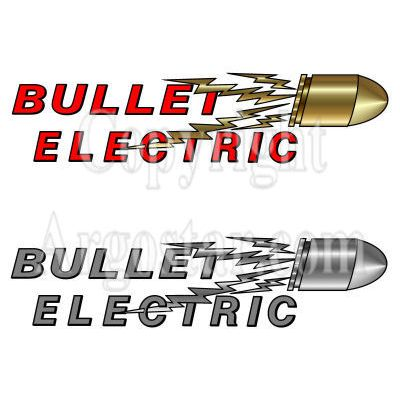 Bullet Electric Logo