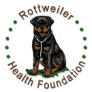 Rottweiler Health Foundation Logo
