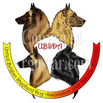 United Belgian Sheepdog Association 2007 National Specialty Logo