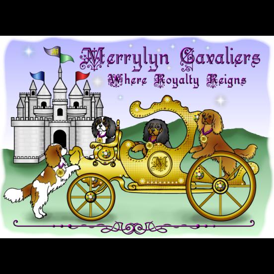 Merrylyn Cavaliers Logo