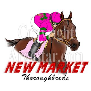 New Market Thoroughbreds Logo