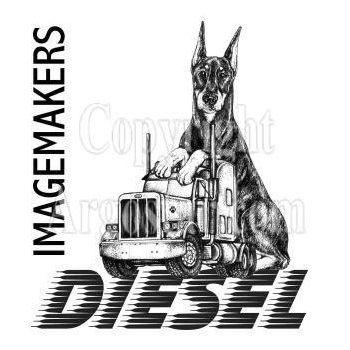 Imagemakers Diesel Logo