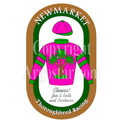 New Market Thoroughbred Racing Logo