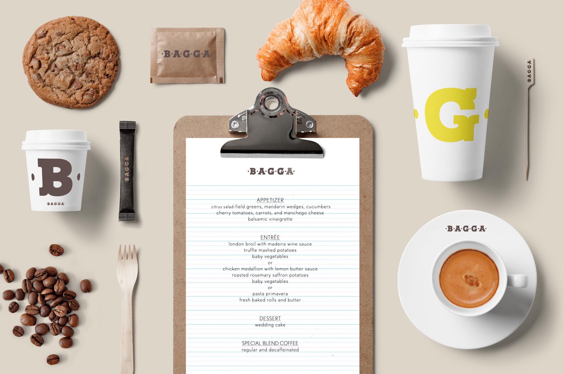 Bagga Caffee brand mood