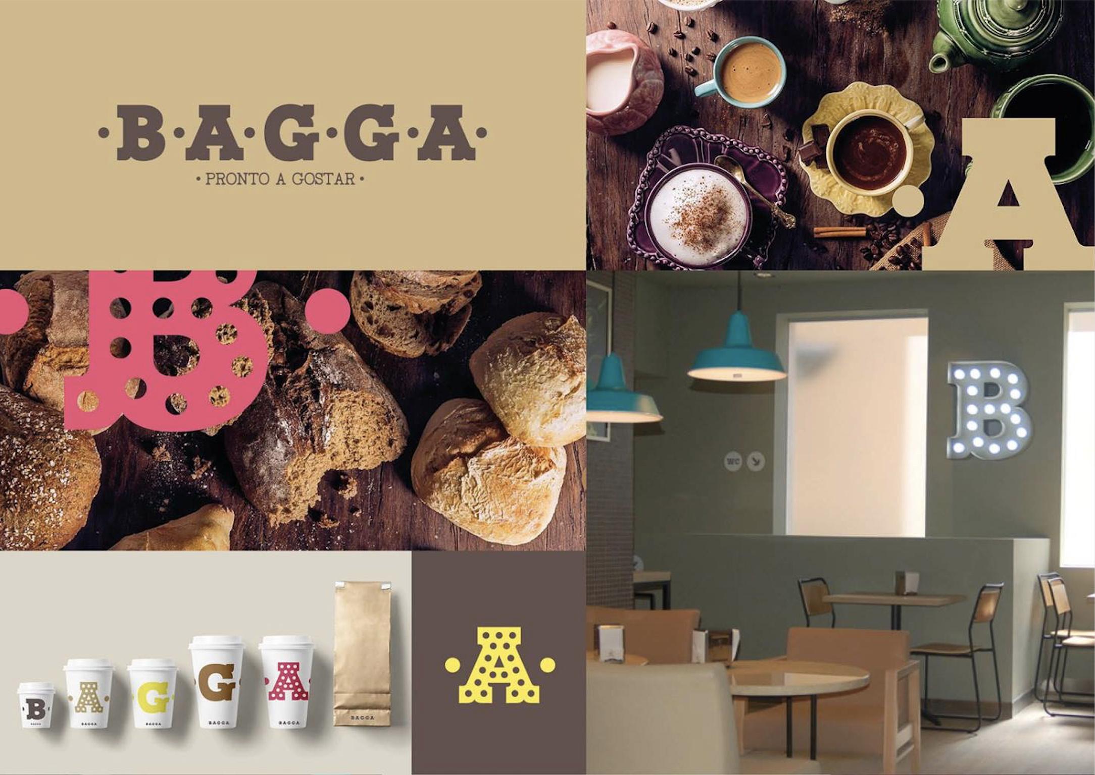 Bagga Caffe moodboard