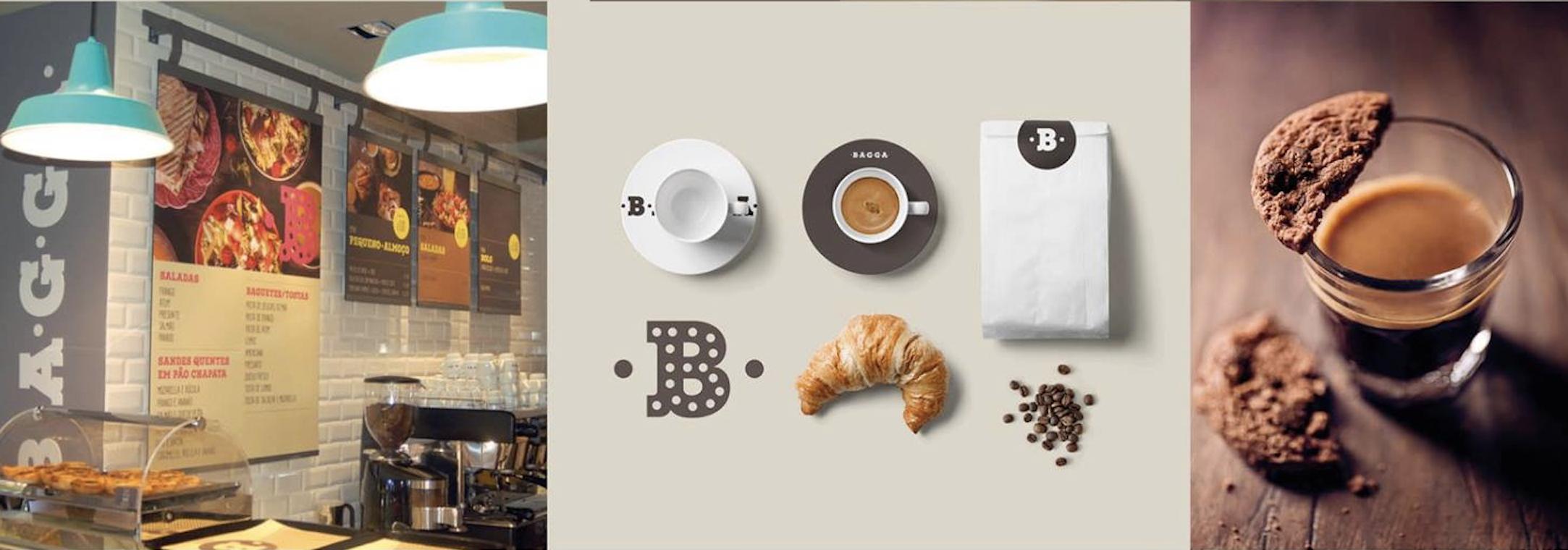 Bagga Caffee moodboard