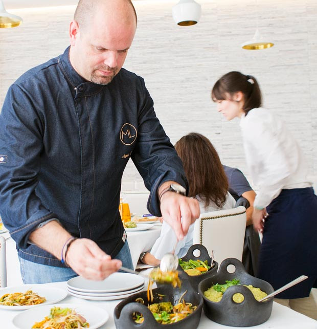 Barbatana restaurant brand miguel laffan