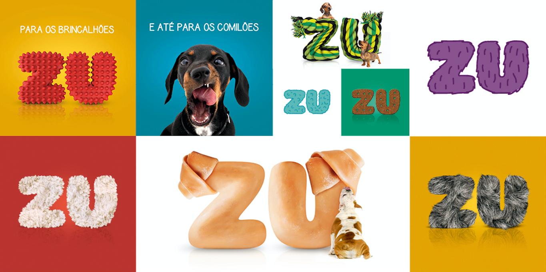 Zu logo sonae petcare moodboard