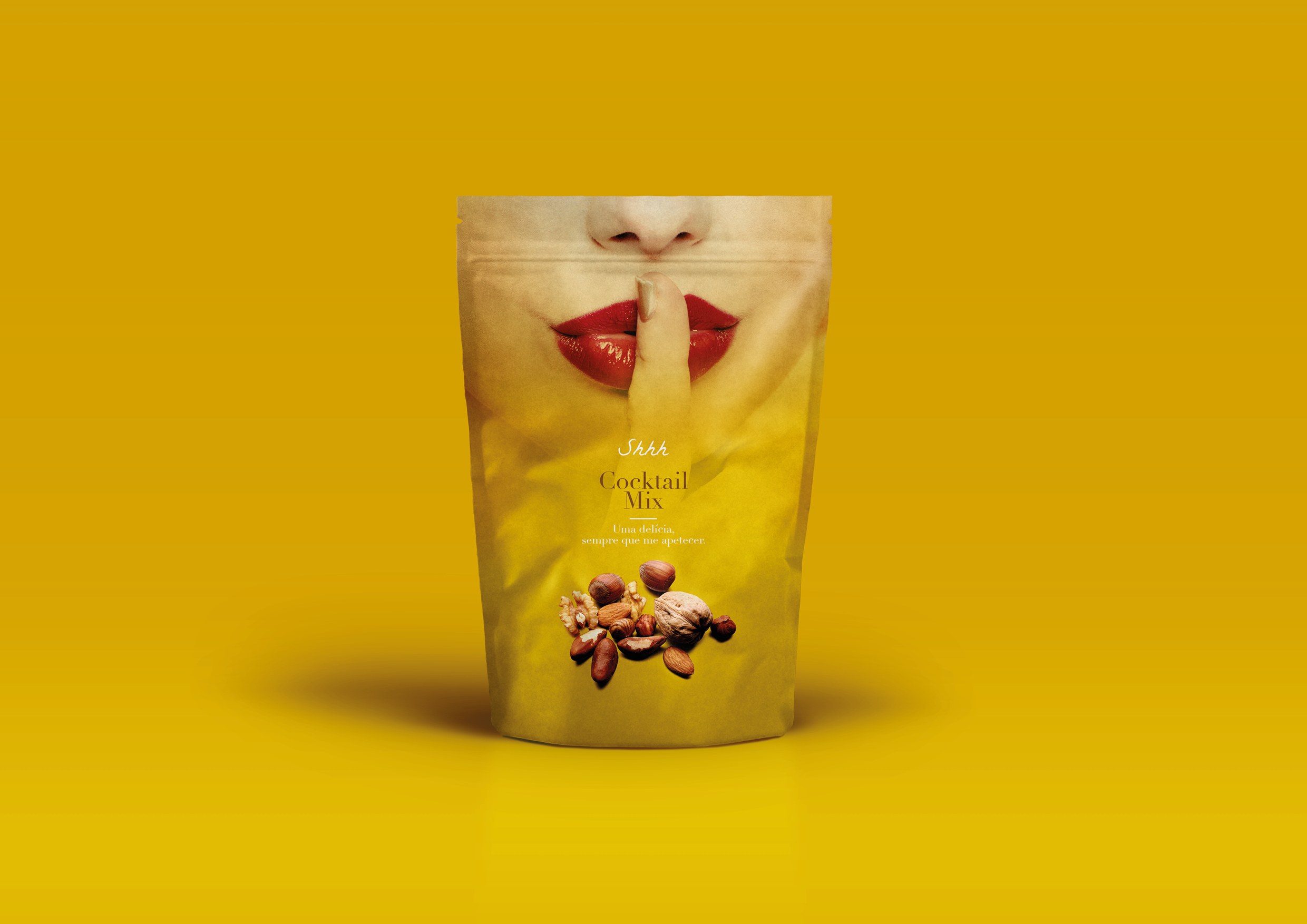 Shhh packaging continente
