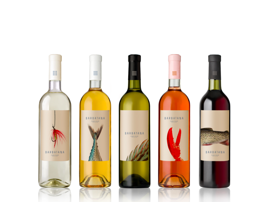 Barbatana restaurante wines