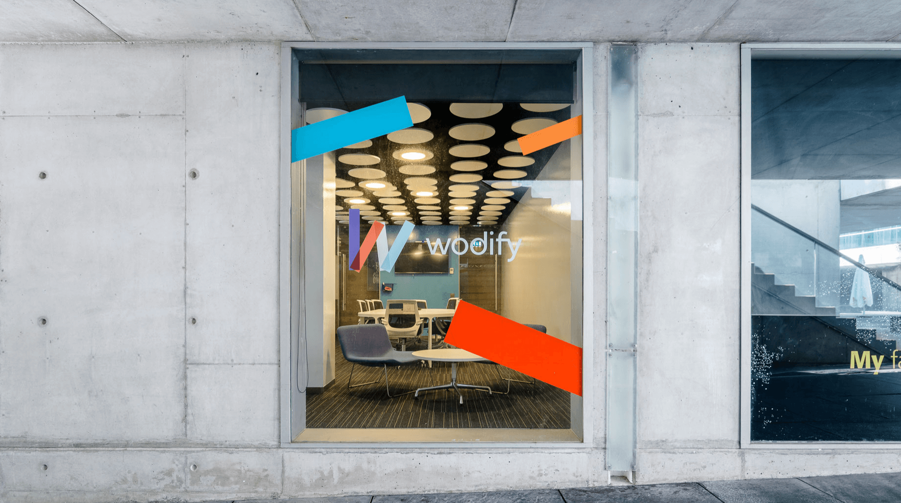 branding wodify office