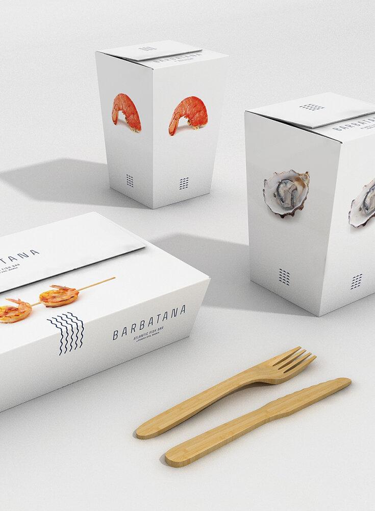 Barbatana Packaging