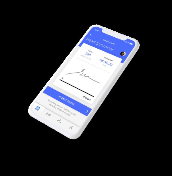 Wodify Arena Mobile App