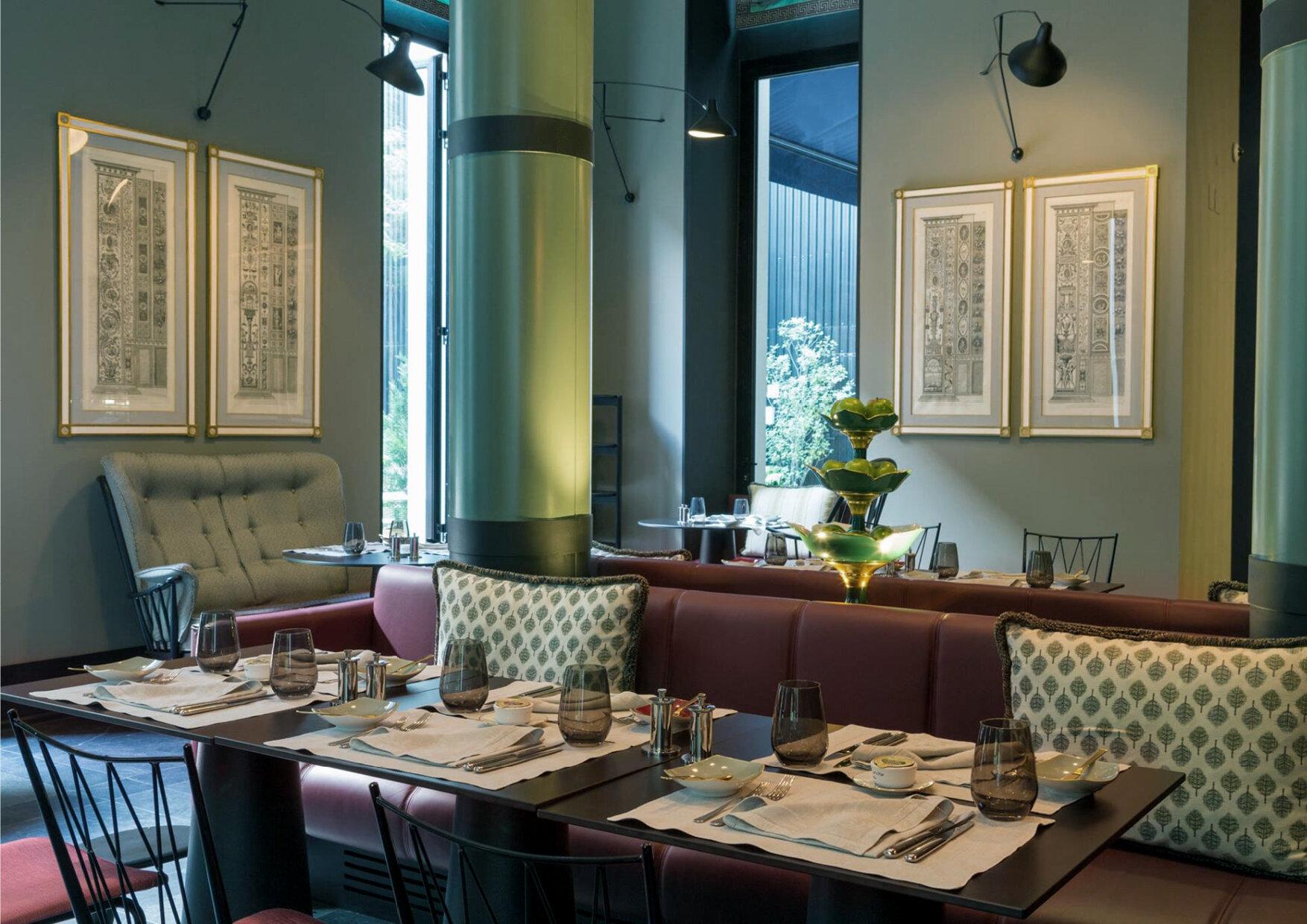 Branding sitio restaurant Valverde Hotel Lisbon Lisboa