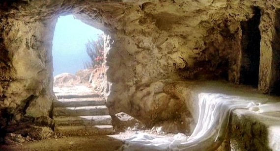 """""""I am the resurrection and the life. Whoever believes in me, though he die, yet shall he live."""" John 11:25b"""