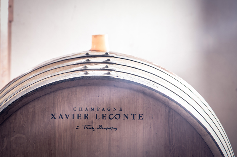 Aux Bulles Champagne Xavier Leconte Champagner Wien